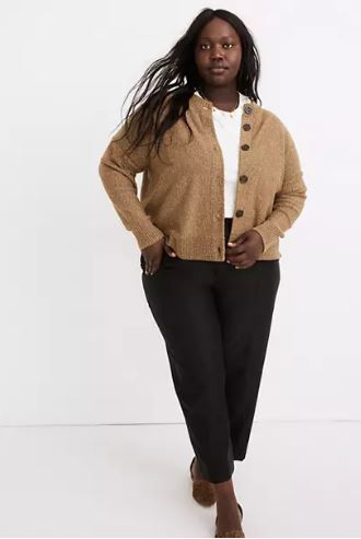 Plus Size Brands to Know - Madewell Plus Sizes -  #plussize #alexawebb