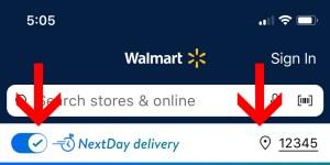 Walmart NextDay Delivery - alexawebb.com