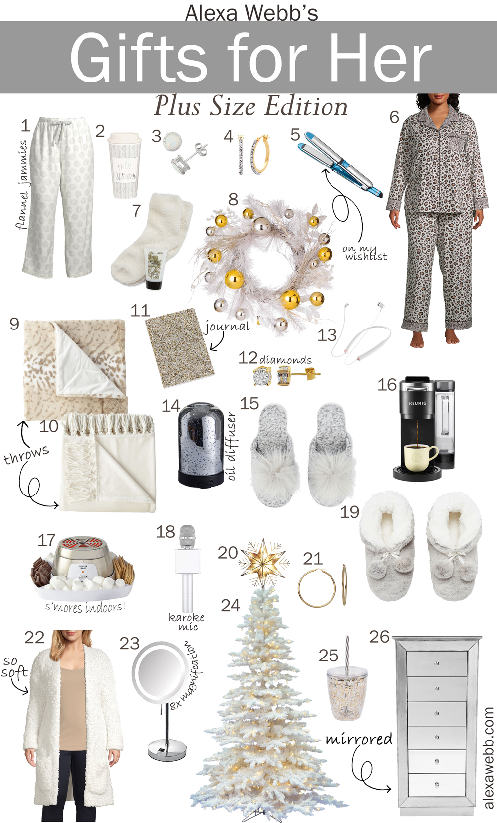 Gifts for Her with JCPenney - Alexa Webb