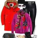 2019 Plus Size Cyber Week Sales - Bright Plaid Outfit - Alexa Webb