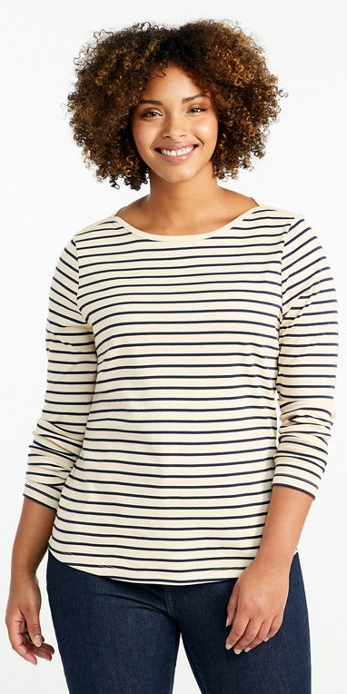 10 Plus Size Preppy Brands to Know - L.L.Bean - Alexa Webb - Plus SIze Fashion for Women - #alexawebb #plussize