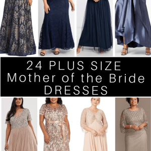 24 Plus Size Mother of the Bride and Mother of the Groom Dresses. Long gowns in a variety of colors. Alexa Webb