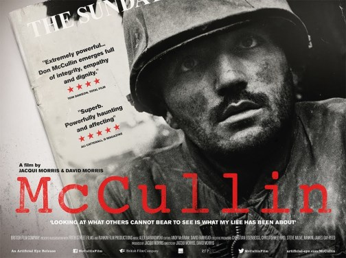 McCullin | BAFTA nominated Feature Film