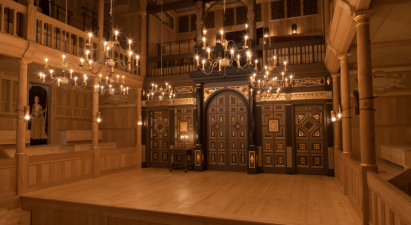Cymbeline | Sam Wanamaker Playhouse
