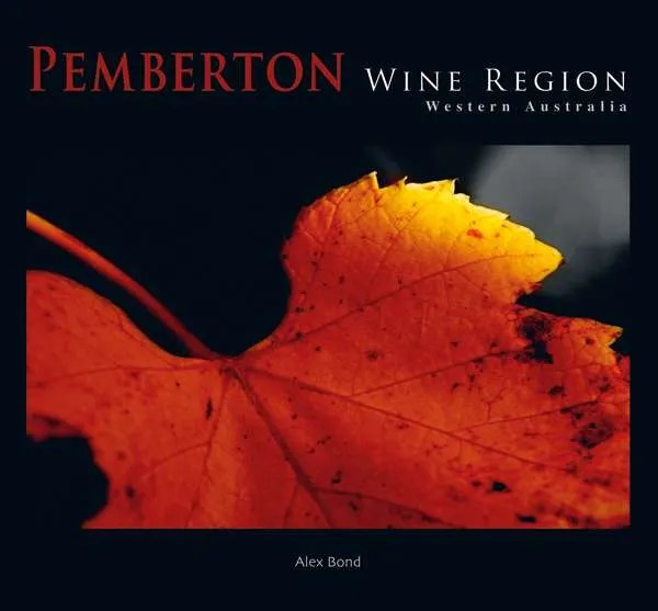 Pemberton Wine Region Book-Free postage within Australia