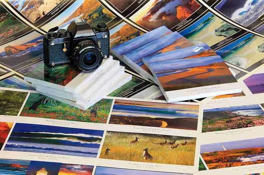 Postcards Western Australia Alex Bond Stormlight Publishing