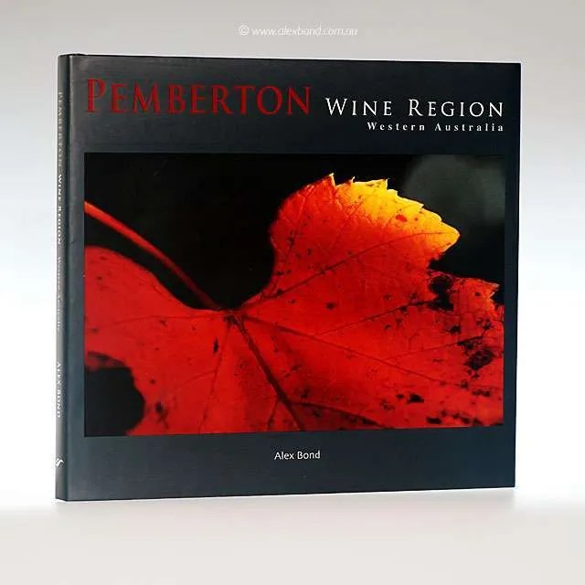 pemberton wine region book