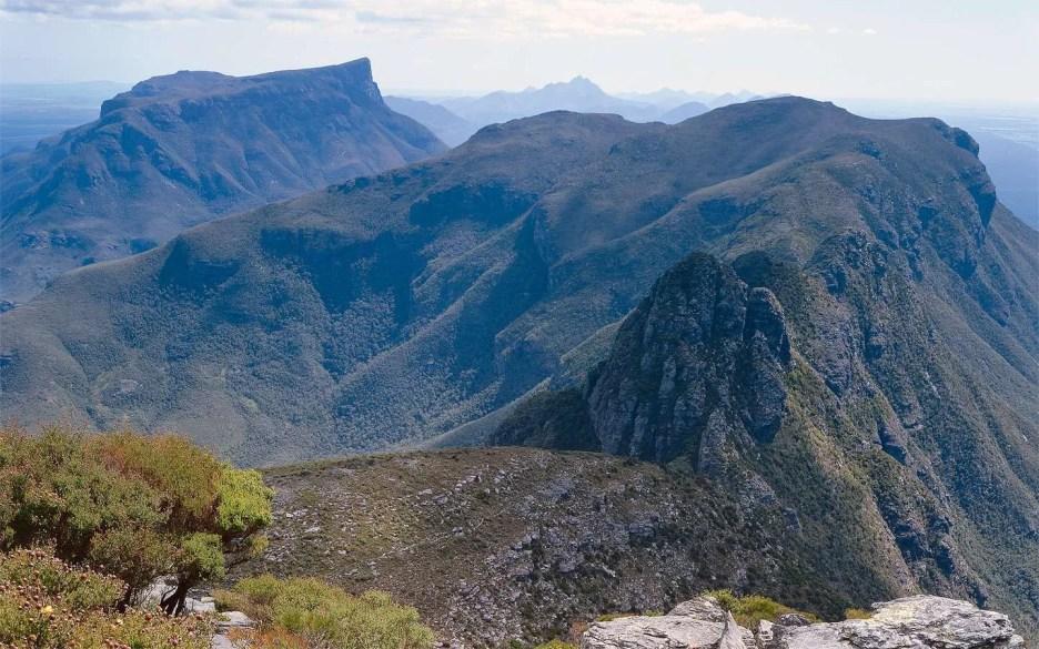 stirling range ridge walk