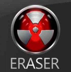 Eliminar archivos de forma permanente con Eraser
