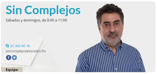 Luís del Pino y el efecto Albiol