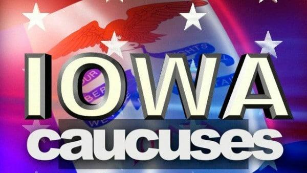 Caucus de Iowa. Empieza el espectáculo