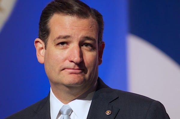 Ted Cruz, candidato a la nominación del partido republicano