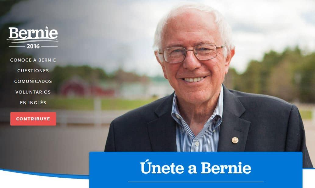 Bernie Sanders, una de las claves de la victoria de Donald Trump