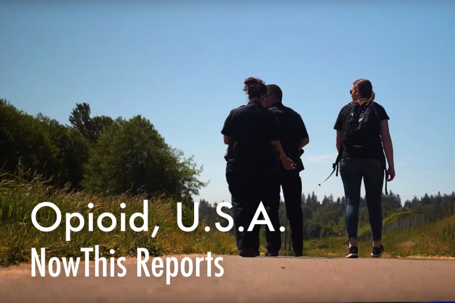 Opioid USA - Director of Photography, Producer