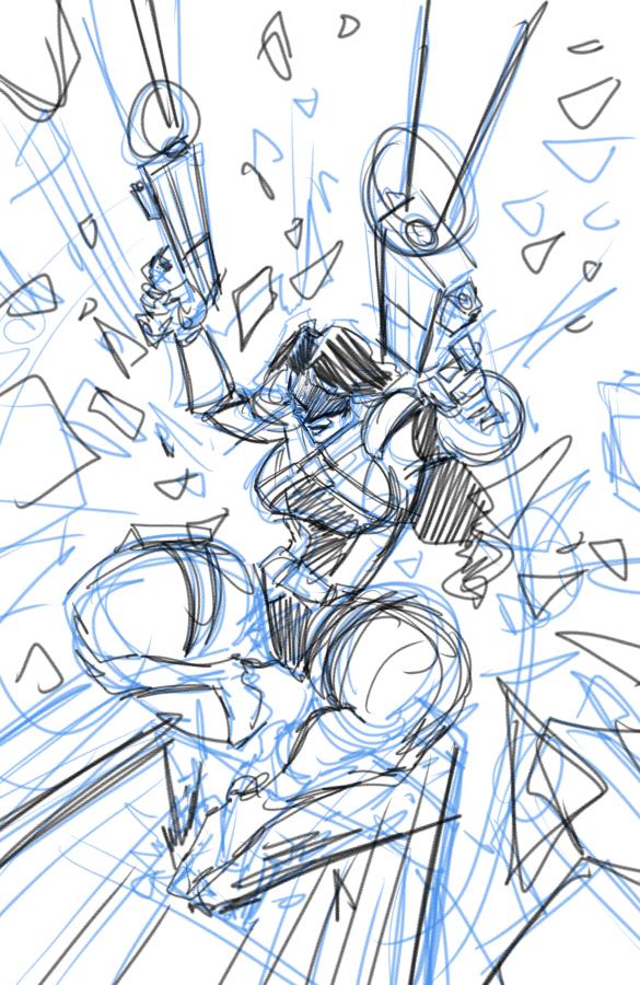 Lionseye Sketch A