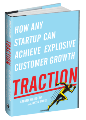 Photo of the Traction book cover