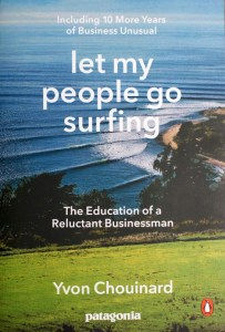 Let My People Go Surfing book notes
