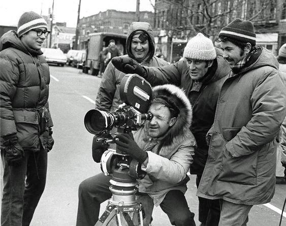 Gene Hackman & Owen Roizman