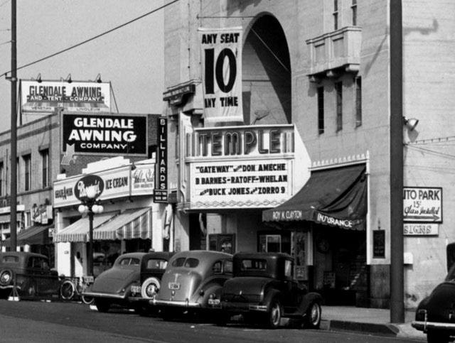 Theatres on Brand Blvd.