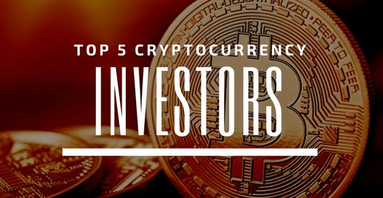 Bitcoin's 5 Top Investors