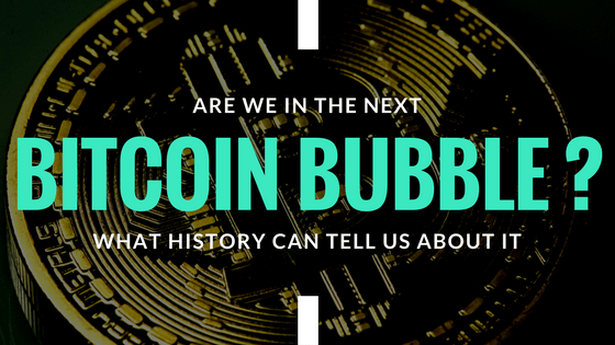 Are we in the next Bitcoin Bubble?