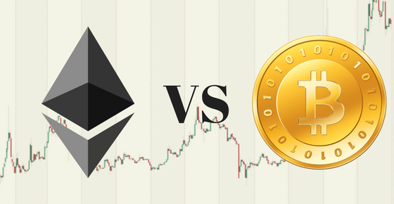 The Key Differences between Ethereum and Bitcoin