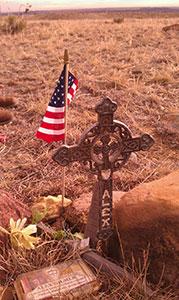 February 6th, 2013: Crash Site Visit