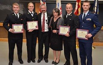 2014 Alex Gilmer Memorial Flight School Scholarship Recipients