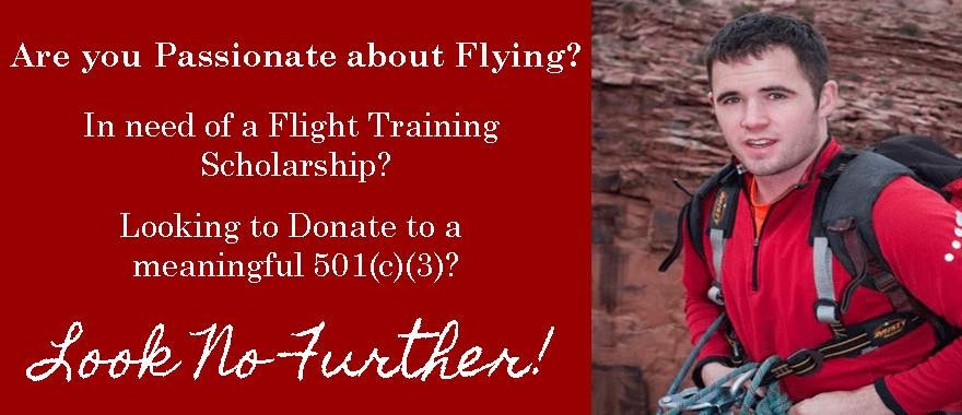 Alex Flight Scholarship & Donate