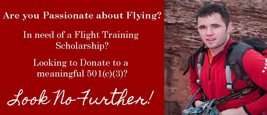 Alex Flight Scholarship & Donate