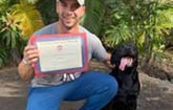 2019 Alex Gilmer Memorial Flight School Scholarship Recipients