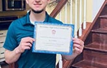 2020 Alex Gilmer Memorial Flight School Scholarship Recipients