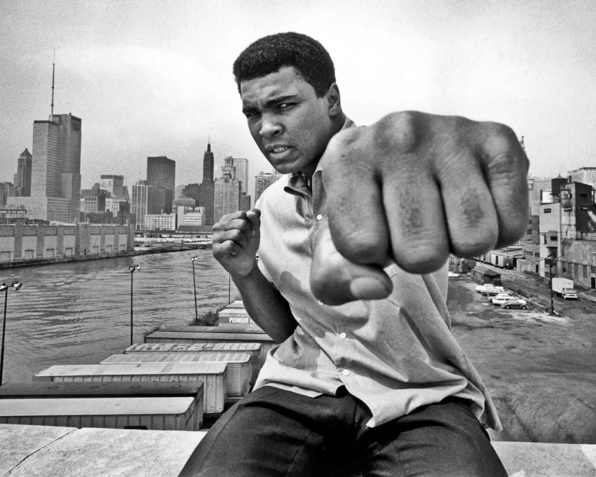 Alex Golstein | Muhammad Ali and Property