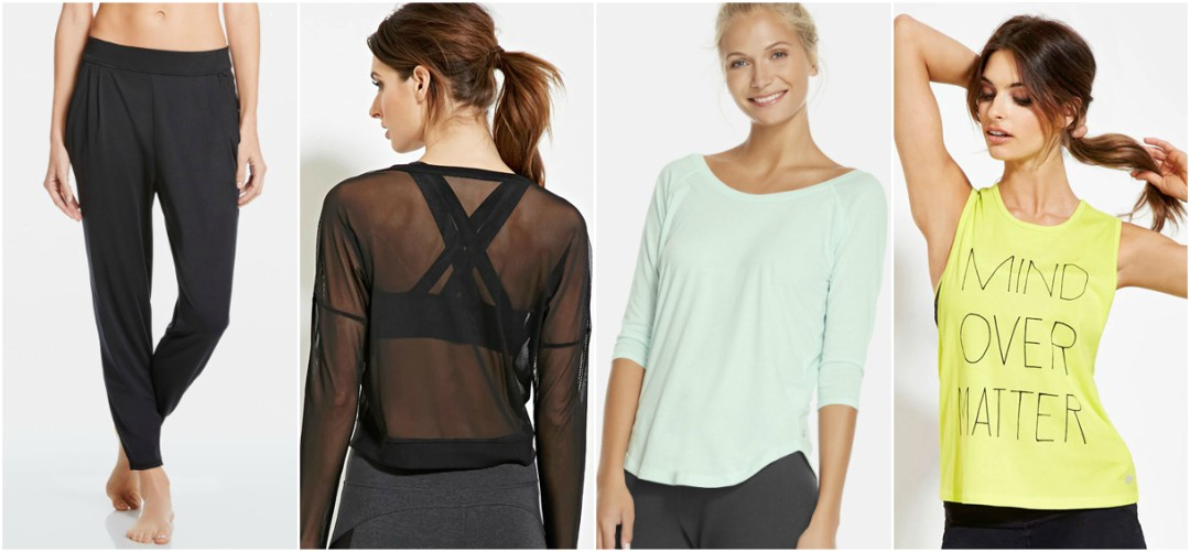 What to wear for yoga and pilates