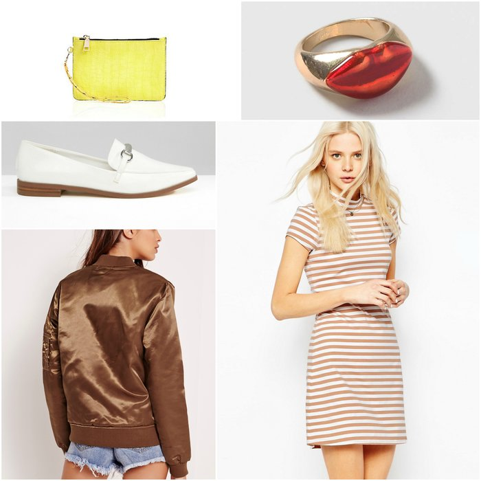 Womens Outfit Grid Pop Concert Outfit