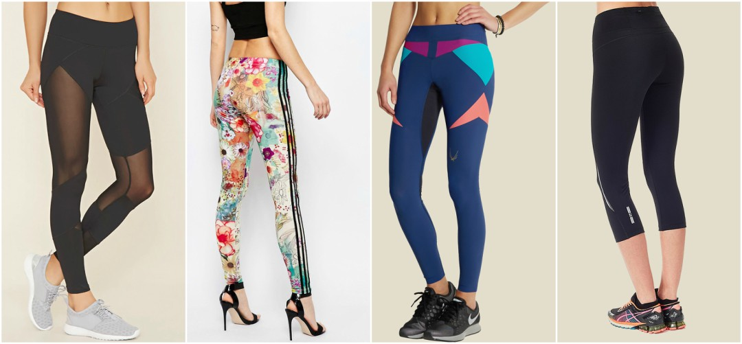 Womens best workout leggings for the gym
