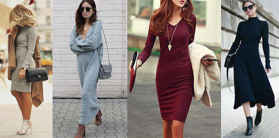 outfit grid womens oversized sweater dresses style