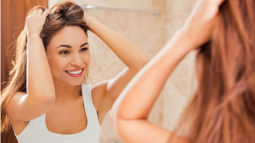 women beauty tips for the gym