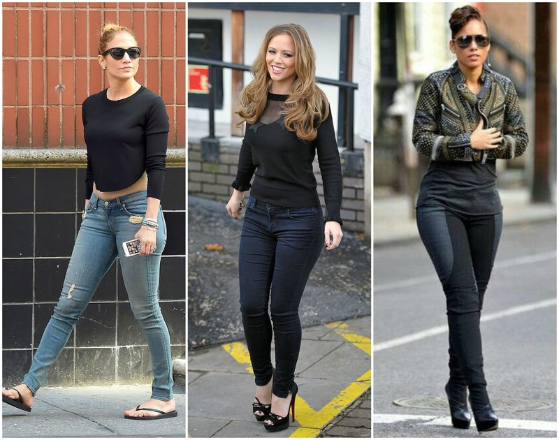 Jeans for Pear Shaped Women