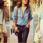 How To Wear Denim Shirts