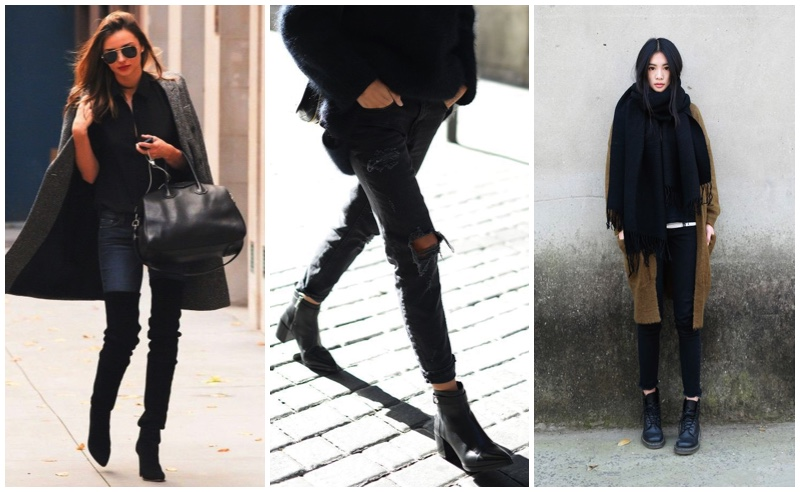 skinny-jeans-boots-thigh-high-lace-up