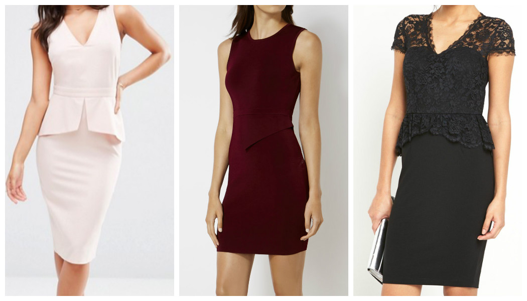 peplum-dresses-for-work