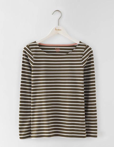 Boden Long Sleeved Breton Top £21.20