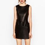 Zara Tube Dress with Peplum Waist £25.99