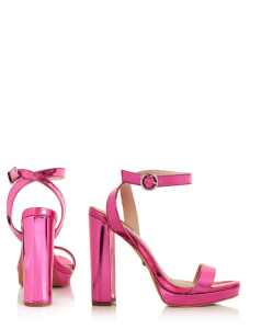 Topshop Slim Platform Sandals £52