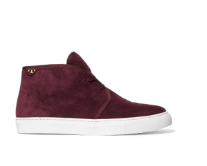 Tory Burch Iggy suede high-top sneakers £96.75