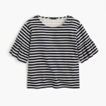 J.Crew Ruffle Sleeve Top £78