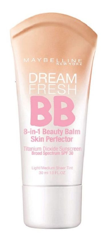 Maybelline New York Dream Fresh 8-in-1 BB Cream