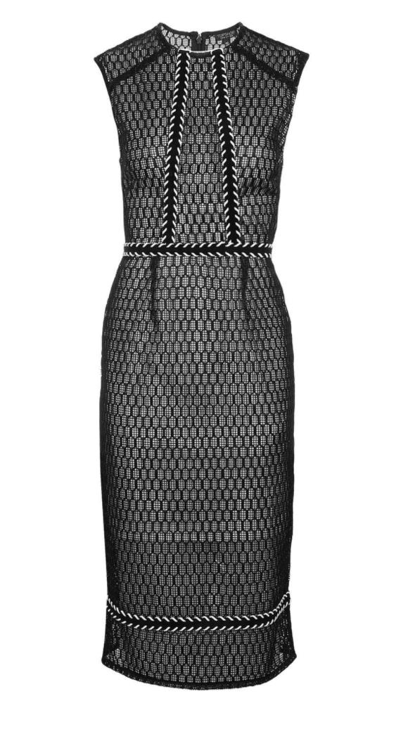 Fishnet Dress at Topshop £89.00