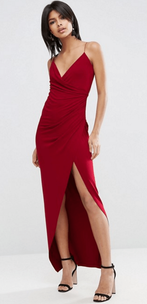 ASOS Drape Cami Maxi Dress £28.00